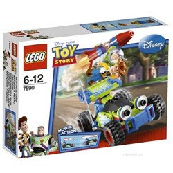 Lego Woody And Buzz To The Rescue