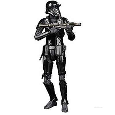 Star Wars The Black Series Archive Imperial Death Trooper 6-Inch-Scale Rogue One: A Story Lucasfilm 50th Anniversary Action Figure