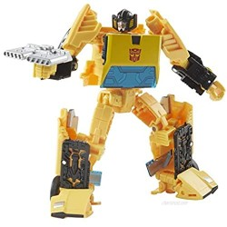 Transformers Toys Generations War for Cybertron: Earthrise Deluxe WFC-E36 Sunstreaker Action Figure - Kids Ages 8 and Up  5.5-inch