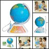Oregon Scientific SG268 Educational Learning Smart Globe for Home School. World Geography Toy with Games  Countries & Fun Facts