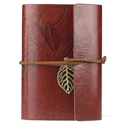 OULII Notebook Journal Diary PU Leather Cover