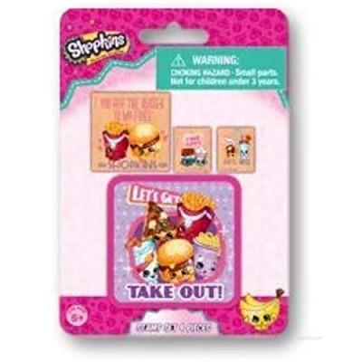 Stamp Set for Kids (Shopkins)