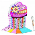 The Orb Factory Limited Stick 'n Style Cupcake Notebook
