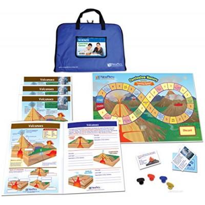 Volcanoes Learning Center Game - Grades 6-9