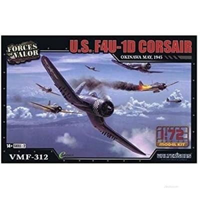 Forces of Valor  F4U-1D Corsair  1:72 Scale Plastic Model kit