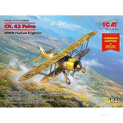 ICM 32020 - 1/32 - CR. 42 Falco   WWII Italian Fighter