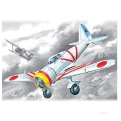ICM Models Ki-27a Japan Army Fighter Building Kit