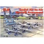 ICM Models Soviet Air-to-Air Aircraft Armament Building Kit