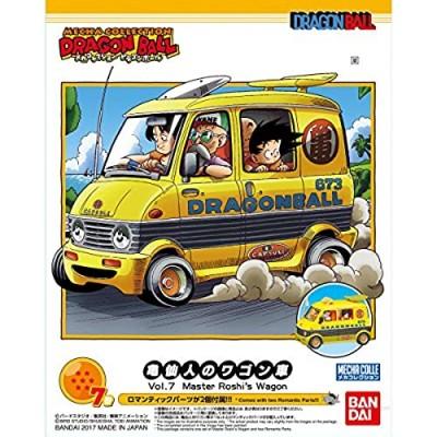Bandai Model Kit-56633 56633 Dragon Ball Mecha Collection-Master Roshi Wagon  17624