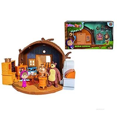 Masha and The Bear Playset Bear's House (109301632)