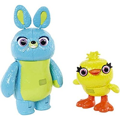 Toy Story Disney Pixar Interactive True Talkers Bunny and Ducky 2-Pack