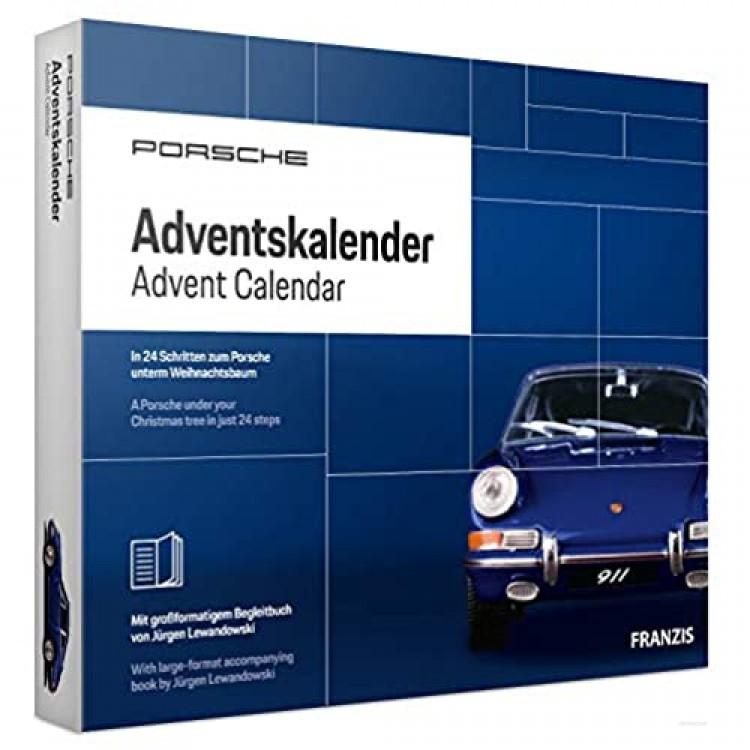 Eight Innovation PAC019 Porsche Advent Calendar Black