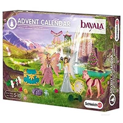 SCHLEICH 97050 Advent Calendar Bayala 2015