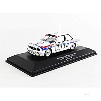 CMR CMR43031 Collectible Miniature Car White / Blue / Red