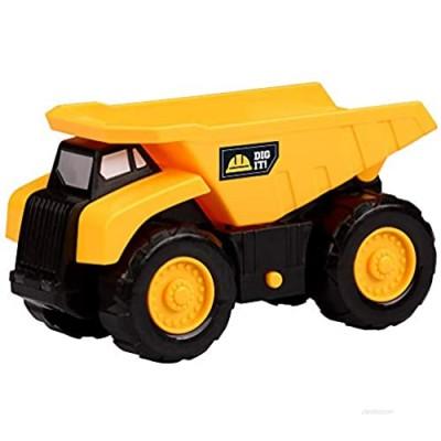 "Kid Galaxy 7"" Friction Powered Dump Truck w/ Sound"
