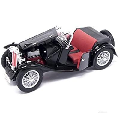 "Lucky Die Cast 92468 ""1947 Mg Tc Midget Die-Cast Collectors Model Car"