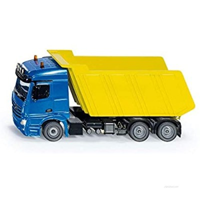 siku 3549 Super Lorry with Tipping Trough  Blue/Yellow
