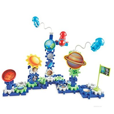 Learning Resources Gears Gears Gears! Space Explorers Building Set